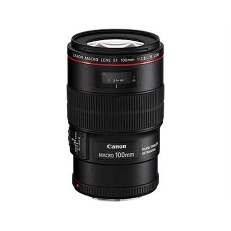 Canon 100mm F2.8 L Macro IS USM thumbnail